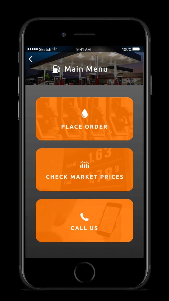 02 - Main menu