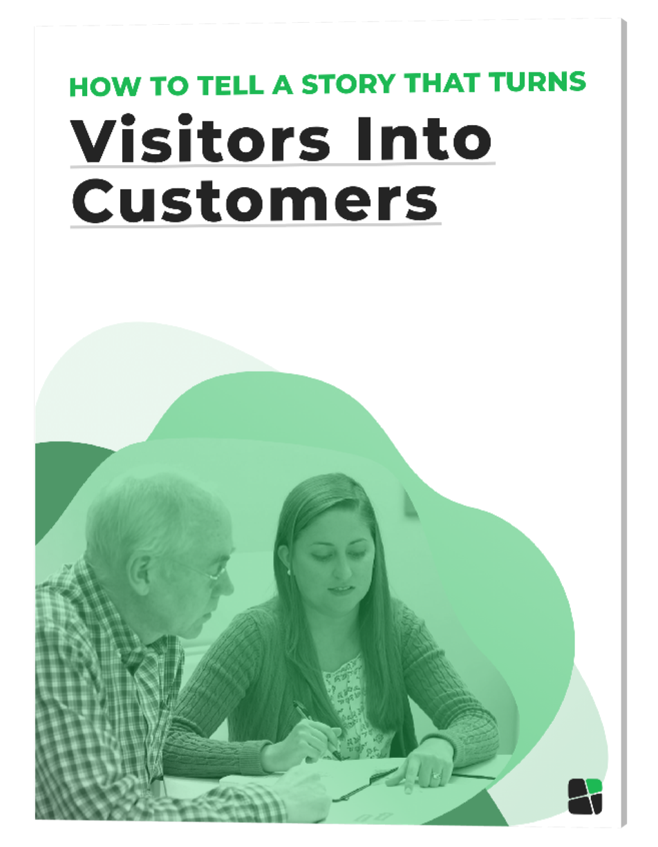 3d_Visitors Into Customers Ebook