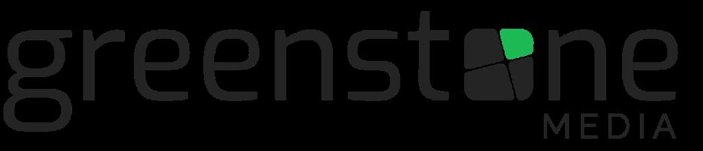 Greenstone Logo Black Stones