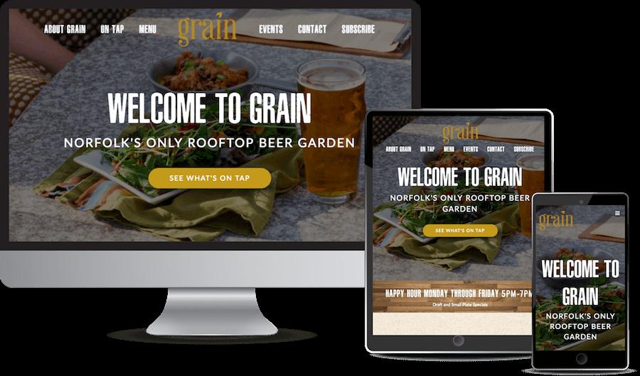 Grain Responsive Design