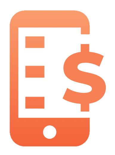 Mobile App Service icon orange2