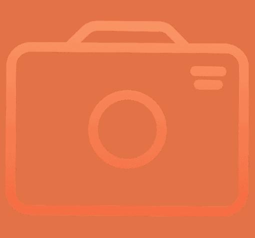 Photo icon gradient
