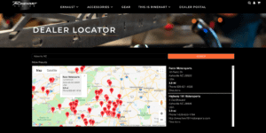 Rinehart Racing Dealer Locator - After