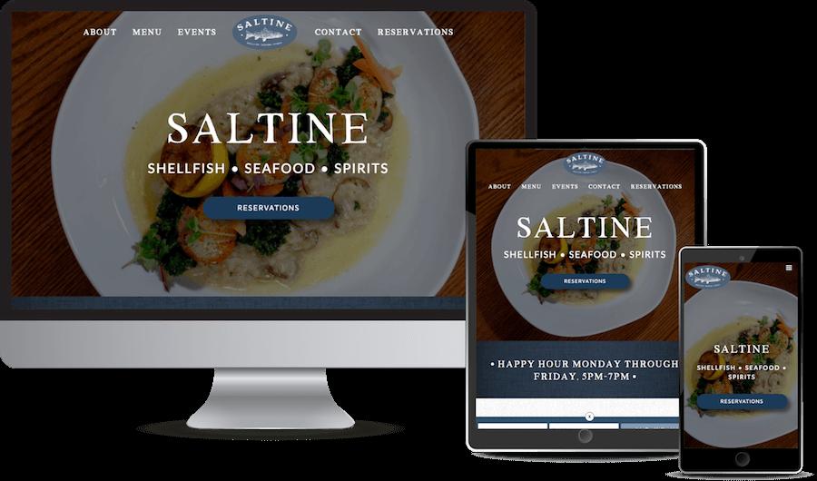 Saltine Responsive Design