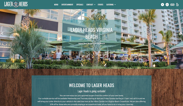 lager heads virginia beach home page