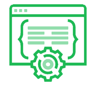 Software Green Icon Step 2