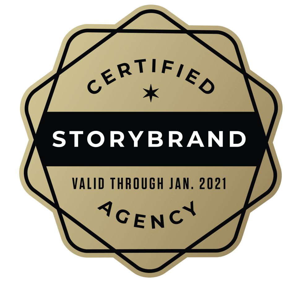 StoryBrand Certified Marketing Agency Partner Logo
