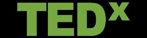 TEDx Logo Asheville Greenstone Media Client Partner
