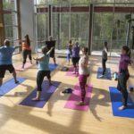 Yoga Class Skyterra