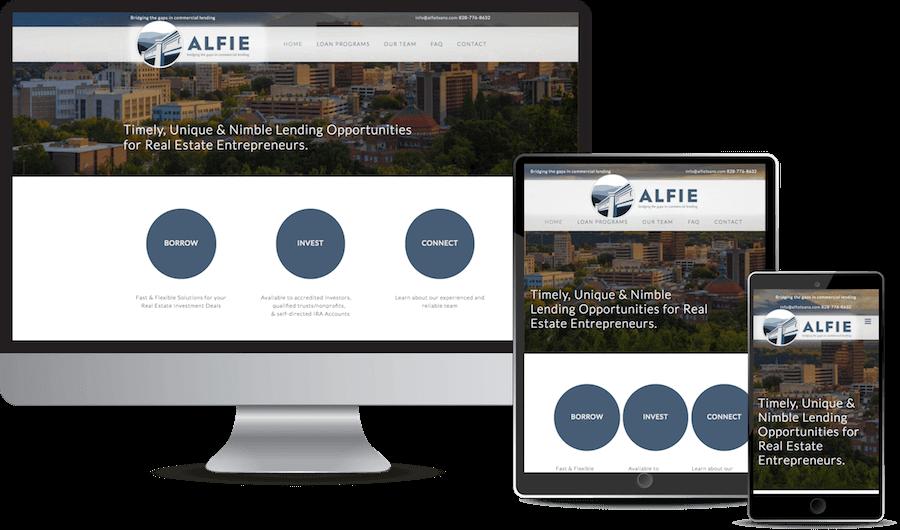 alfieResponsive Design