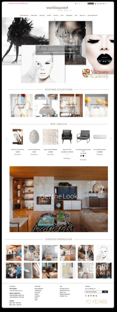 Vanillawood Design
